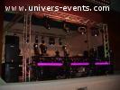 Animation DJ PRO Sonorisation Mariage en Meurthe et Moselle