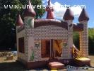 Animation, location château gonflable, activités originales