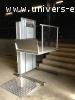 Ascenseur Personne à Mobilité Réduite