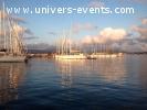 Bateau événementiel avec skipper Var