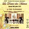 Concert du TRIO ELEGIAQUE