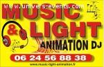 DJ Animateur PRO événementiel Mariage en Lorraine