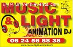 DJ animation sonorisation mariage Pro en Lorraine Nancy 54