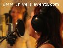 Enregistrez votre chanson favorite en studio