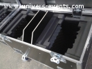 FABRICATION DE FLIGHT-CASE STANDARD ET SUR MESURE