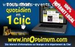 INFOPTIMUM : Site Internet d