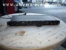 Limiteur compresseur DBX 166