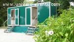 Location de caravanes sanitaires de luxe