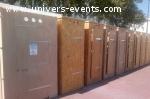 Location de Toilettes Sèches