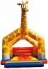 Location jeu gonflable - Château Girafe