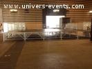 Location podium scène toutes dimensions