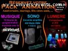 Location SONO + DJ VIRTUEL- Pack complet pour soirée