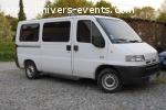 Minibus avec chauffeur pour 8 personnes