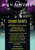 Offre de prestations evenementielles sonorisation et DJ