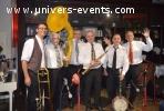 Orchestre de jazz pour tout événement