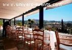 Organisez vos repas dans restaurant avec vue panoramique