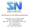 Sécurité privée, surveillance et gardiennage
