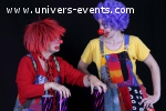 spectacle de clowns- animations enfants