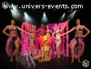 Spectacle Revue Cabaret