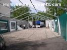 Tente de reception de 200m2