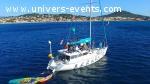 un skipper pour vos événements en mer