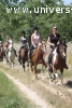Weekend a cheval / Rando vers Domme