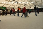 patinoire glace